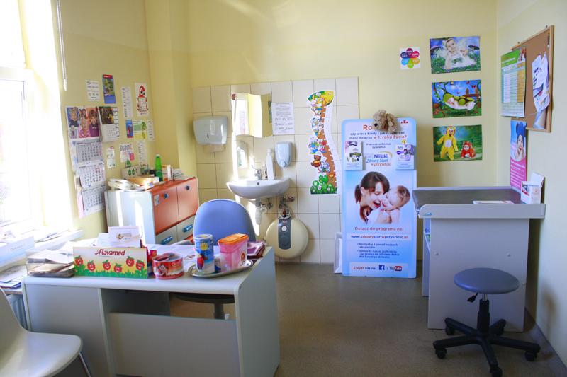 Gabinet poradni dziecięcej